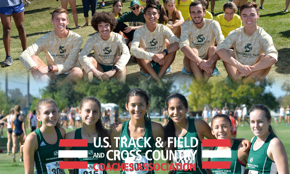 MEN'S AND WOMEN'S CROSS COUNTRY EARN USTFCCCA ALL-ACADEMIC AWARDS