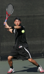 Men's Tennis Falls In Final Regular Season Match