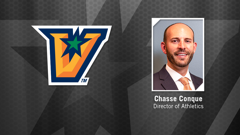 UTRGV Names Chasse Conque Vice President and Director of Athletics