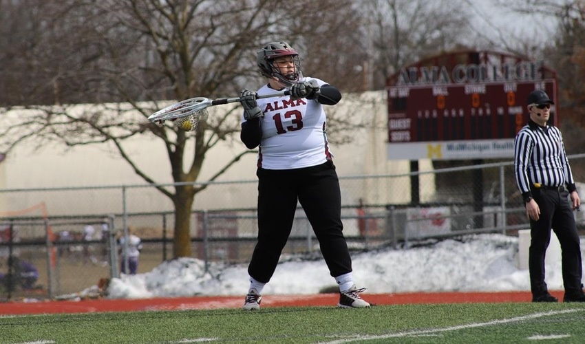 Women's Lacrosse Takes One on the Chin