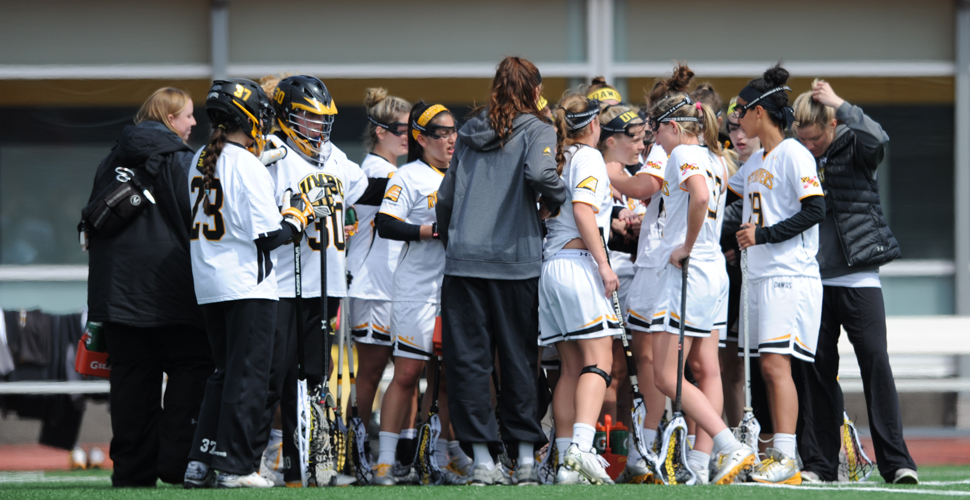 UMBC Women's Lacrosse Concludes Regular-Season at No. 19 Albany