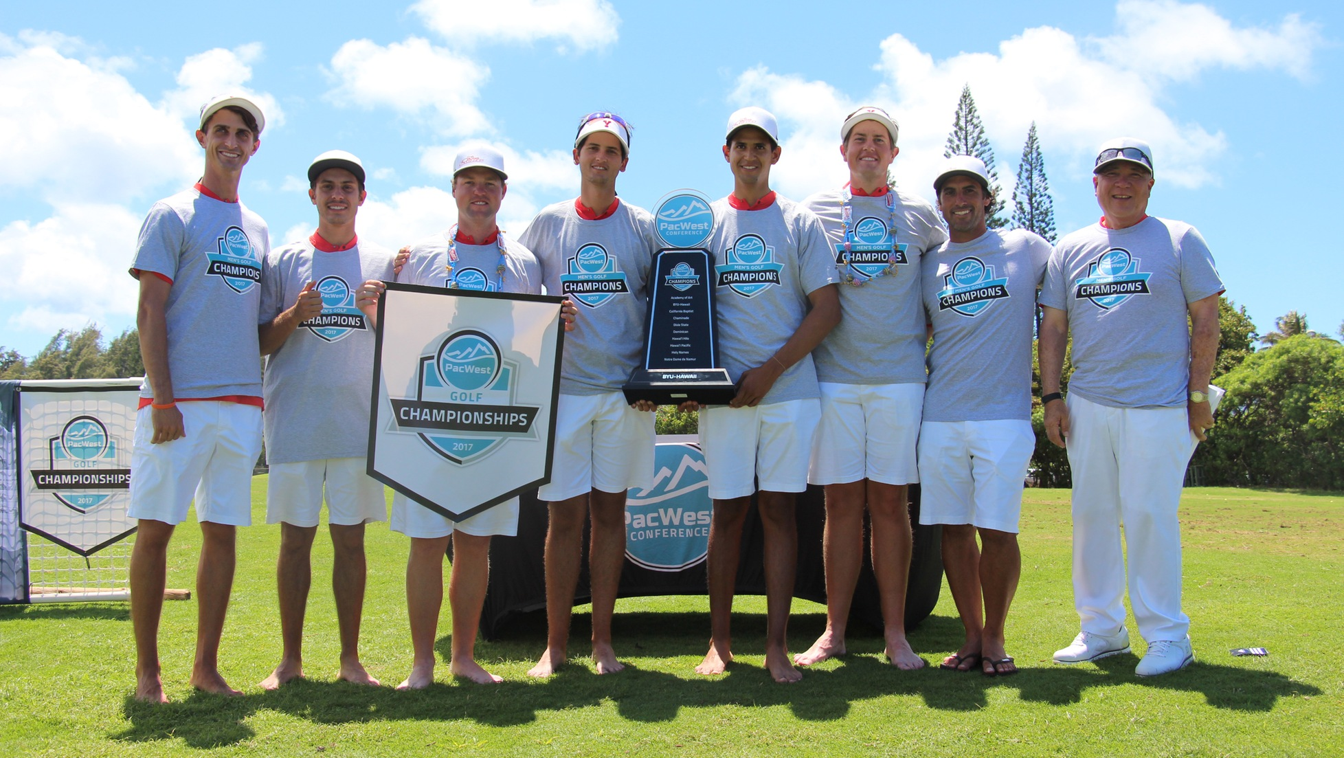 Seasider win PacWest Championship