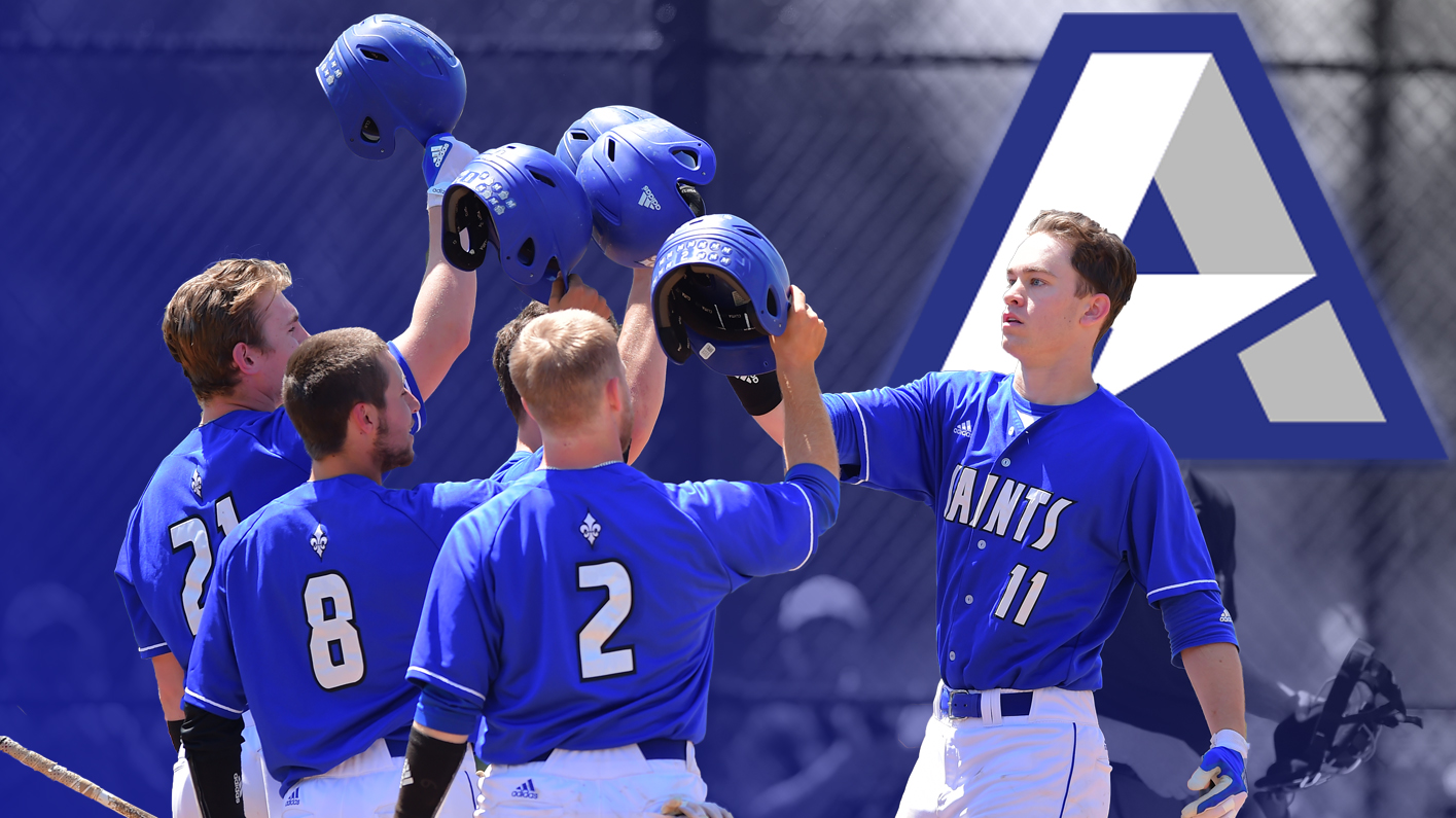 Saints voted No. 5 in Atlantic East Preseason Baseball Poll