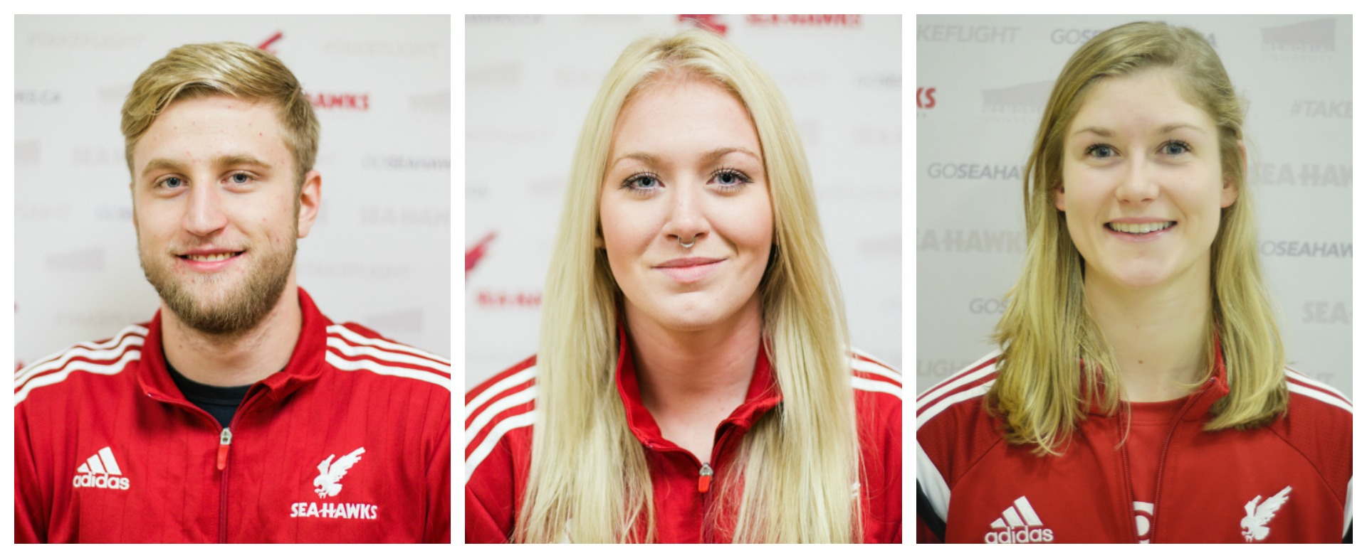 Sea-Hawks Earn 17 Medals at AUS Championships