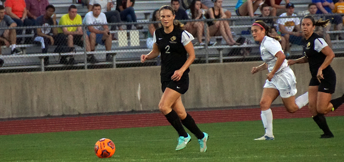 Strong Second Half Lifts Women's Soccer To 2-1 Win At Alderson Broaddus