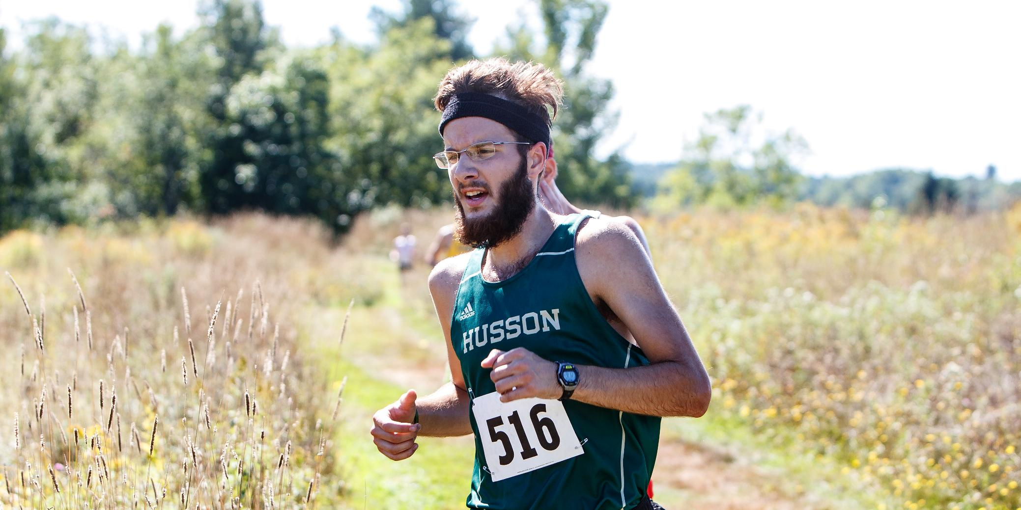Balasmo Leads Eagles at Husson Harrier Invitational