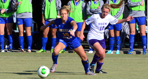 Golden Eagles upended 1-0 in crucial late-season battle with Morehead State