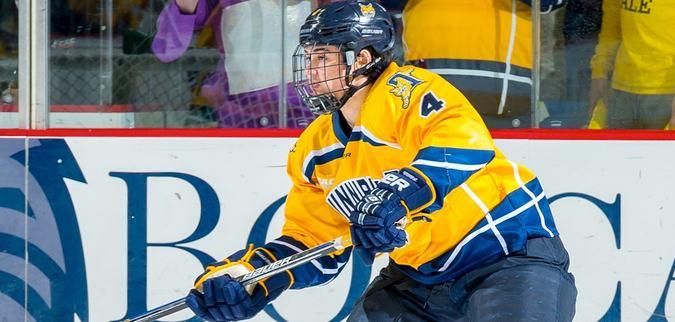 Quinnipiac Hockey Apparel Team Notes: No....