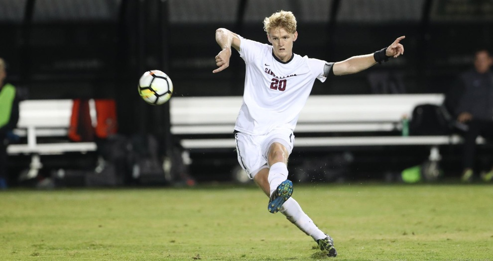 Men's Soccer Remains In Pacific Northwest To Play Gonzaga