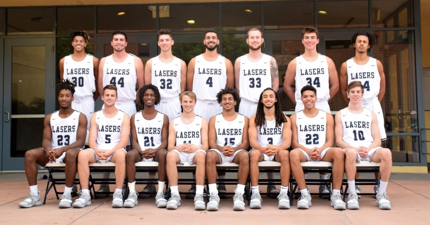 Men's basketball team splits first two games of 2018-19 season