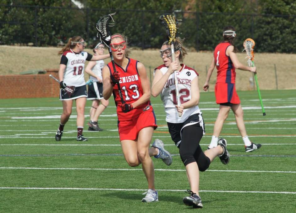 Guilford Matches Record With Women's Lacrosse Win at Randolph-Macon