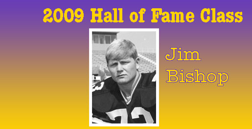 Hall of Fame to induct Jim Bishop at Friday's Dinner