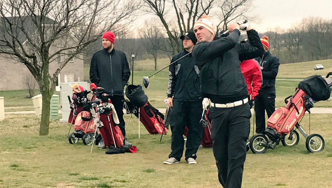 Ferris State Men's Golf Opens Spring Season Tied For Fourth At SVSU Spring Invitational