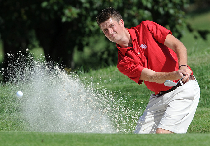 Dan Smith Named a GCAA Cleveland Golf/Srixon All-American Scholar