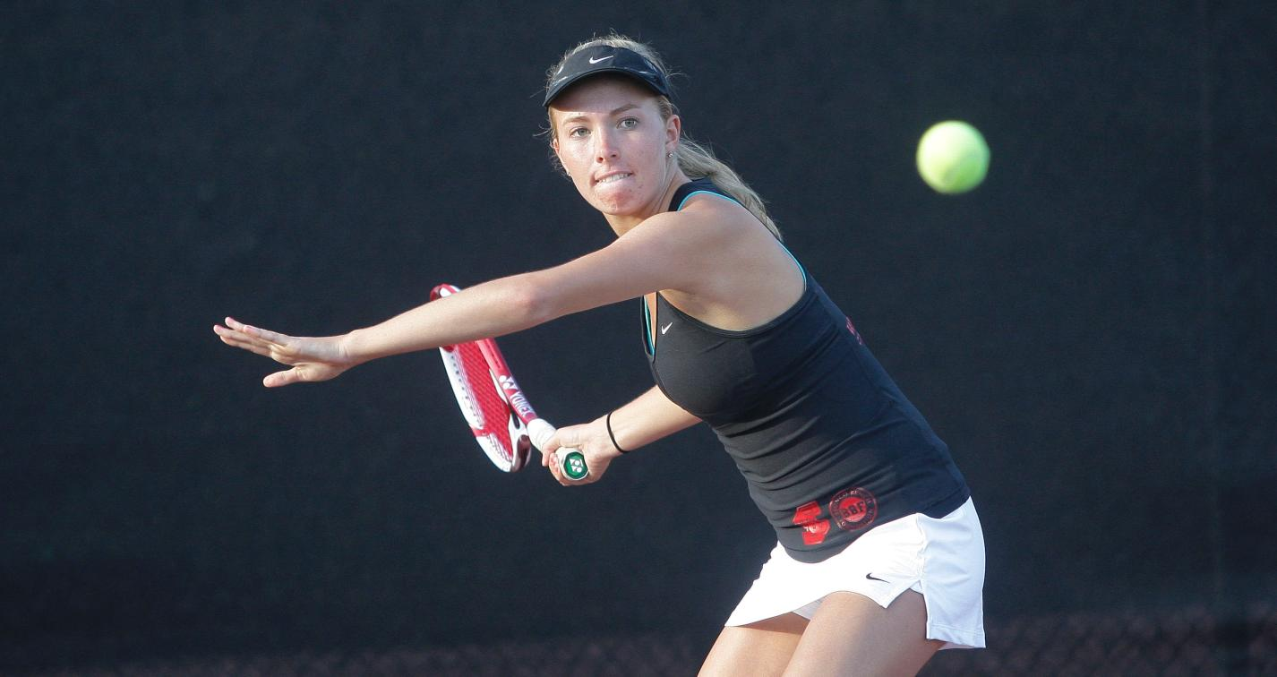 Women's Tennis: Sunday Results of Cal Nike Invitational