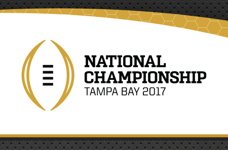 Tampa Bay Area to host College Football Playoff National Championship Weekend of Events at Championship Campus