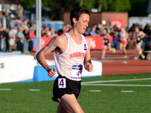 Kissin earns All-America honor with 4th in 10K at nationals