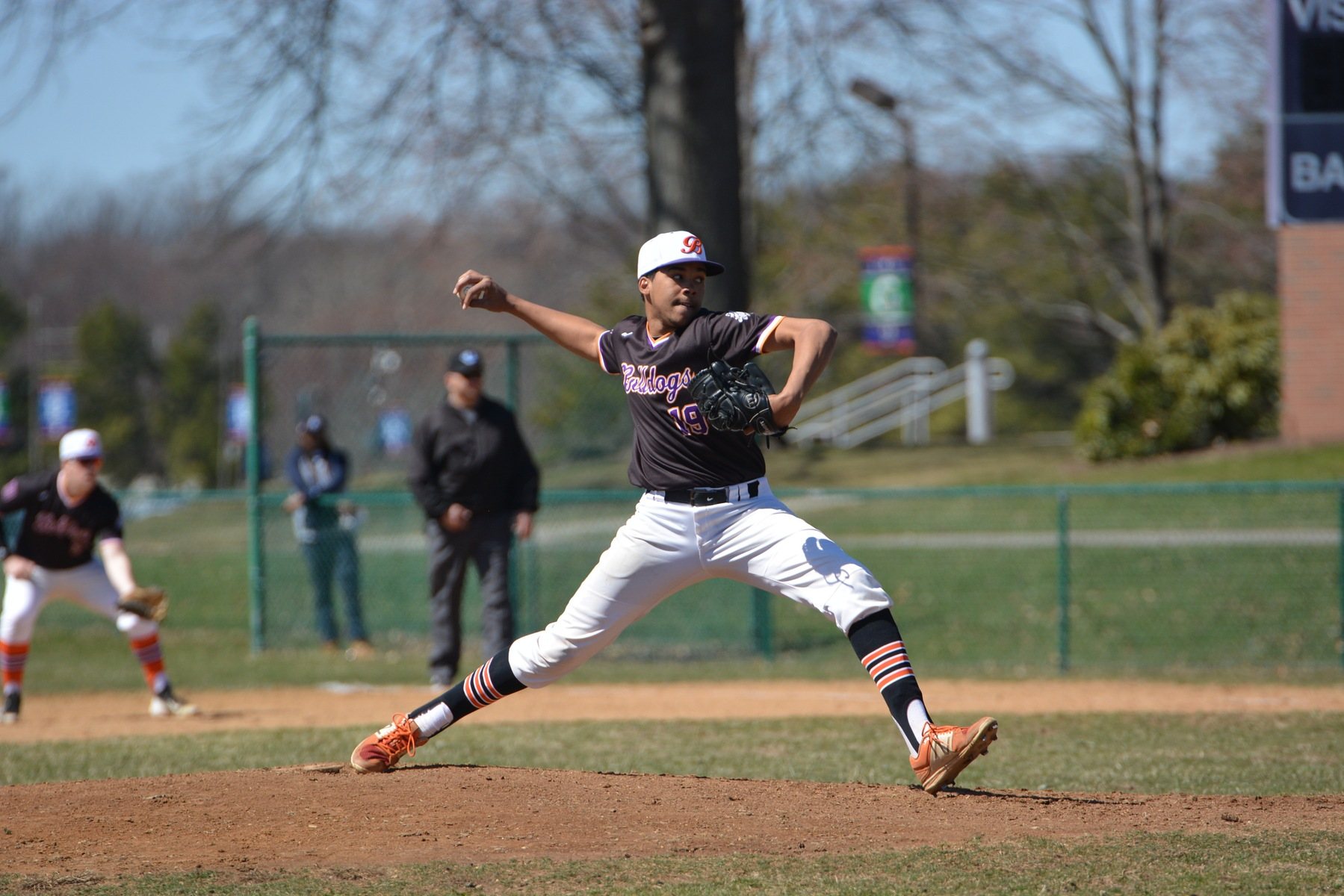 Bergen Wins Series from Brookdale