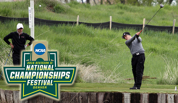 Freddy Braun Fires a 67; Andreas Lunding a 70 to Lead Wilmington Golf to Fifth Place after Day One at NCAA Division II National Tournament