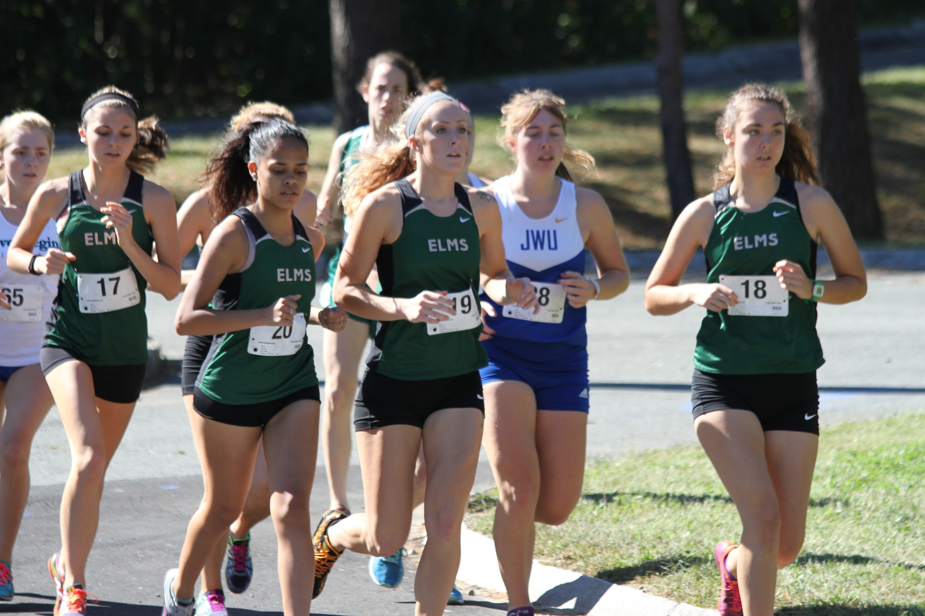 Cross Country Wraps Season At Regional Championships