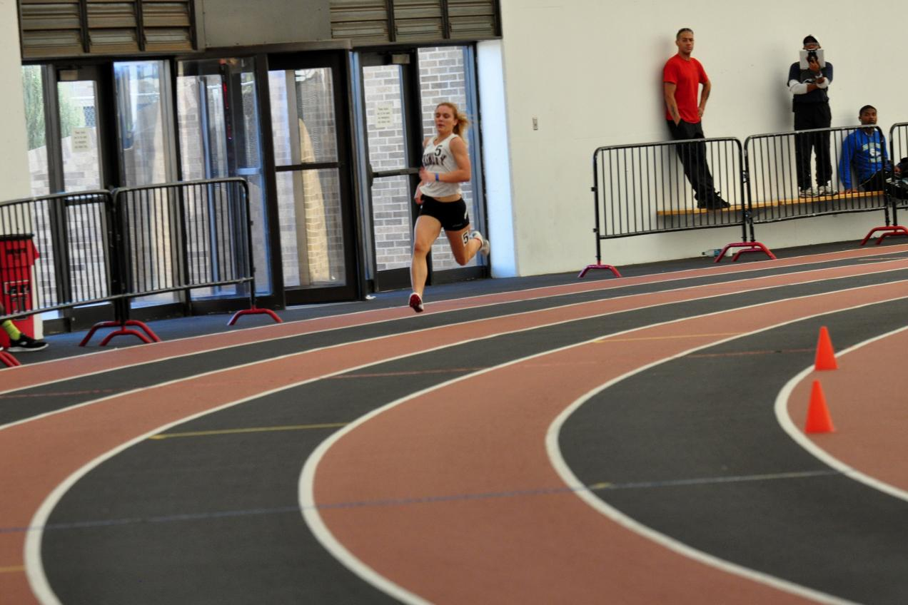 texas a indoor track meet 2012
