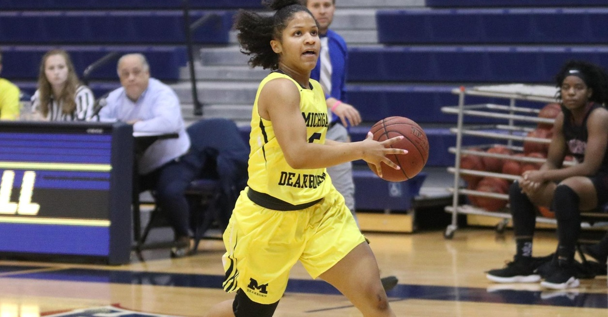 UM-Dearborn rolls to 85-75 win over UNOH