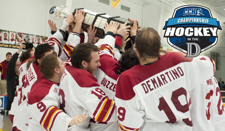 CCHA Announces Change In Dates For Championship Weekend