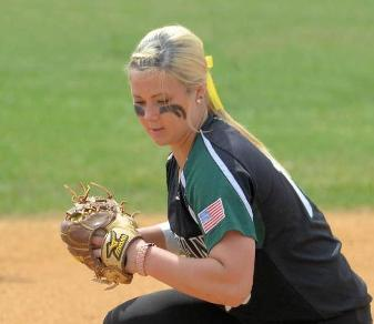 Felician's Taylor Parker Named CACC Student-Athlete Of The Month For April