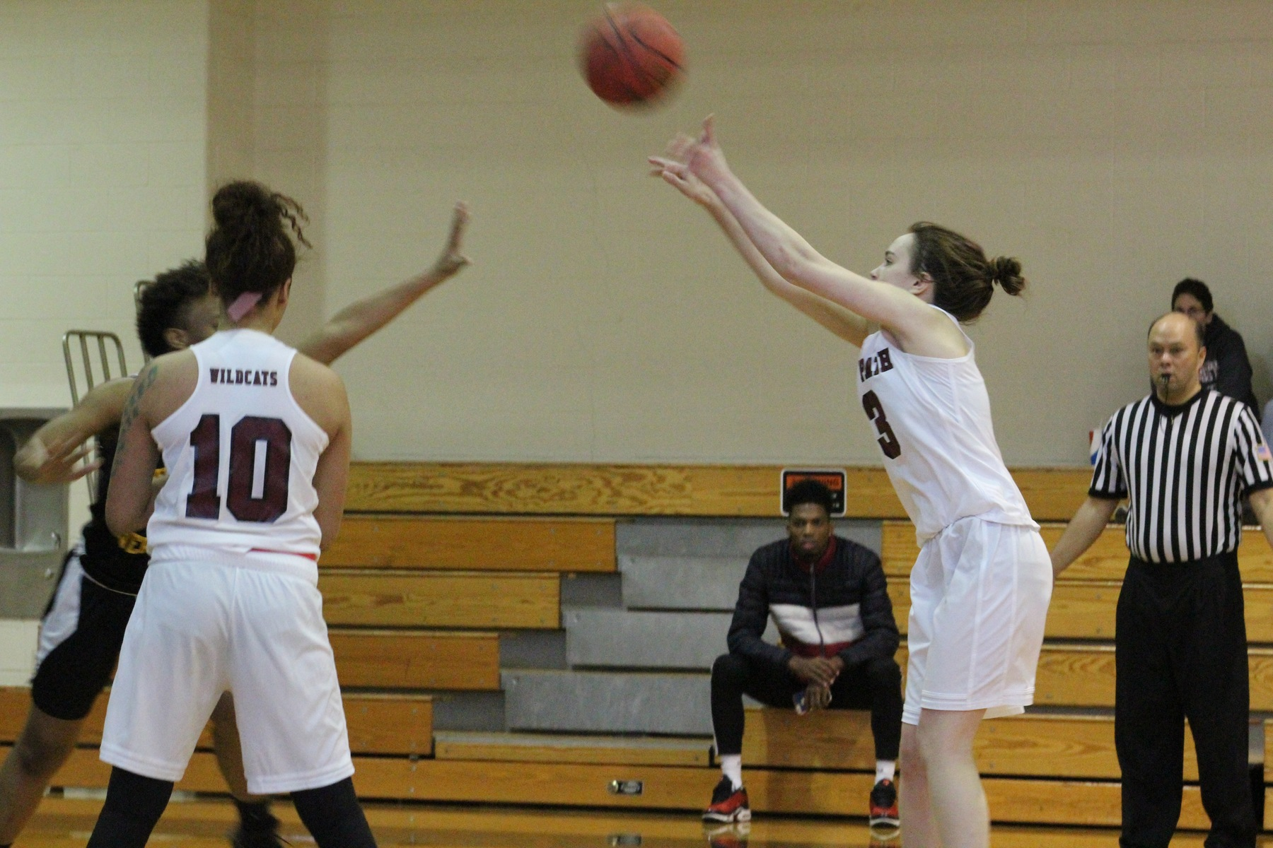 Women's Basketball Falls to Southern Vermont