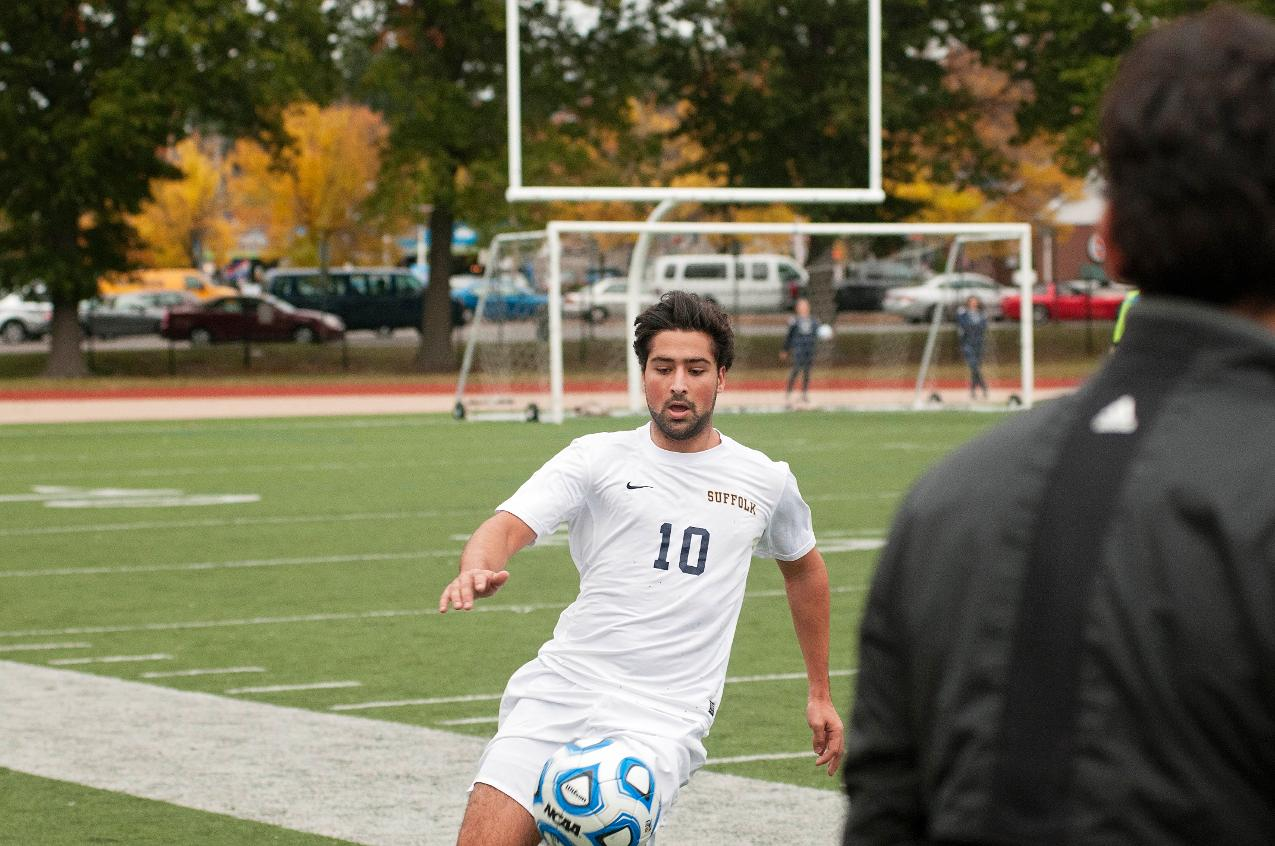 Men's Soccer's Comeback Falls Short vs. UMass Dartmouth