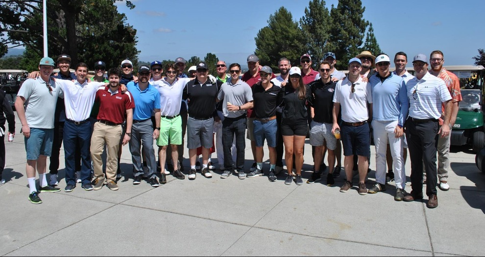 Men's Water Polo Hosts Sixth Annual Golf Tournament