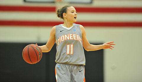 #10 Women's Basketball Moves Closer to the End of the Regular Season and Start of NWC Tournament