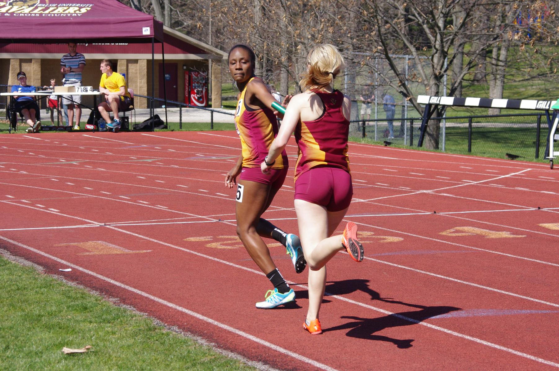 Women's Track & Field Place In Nine Events at Ashland