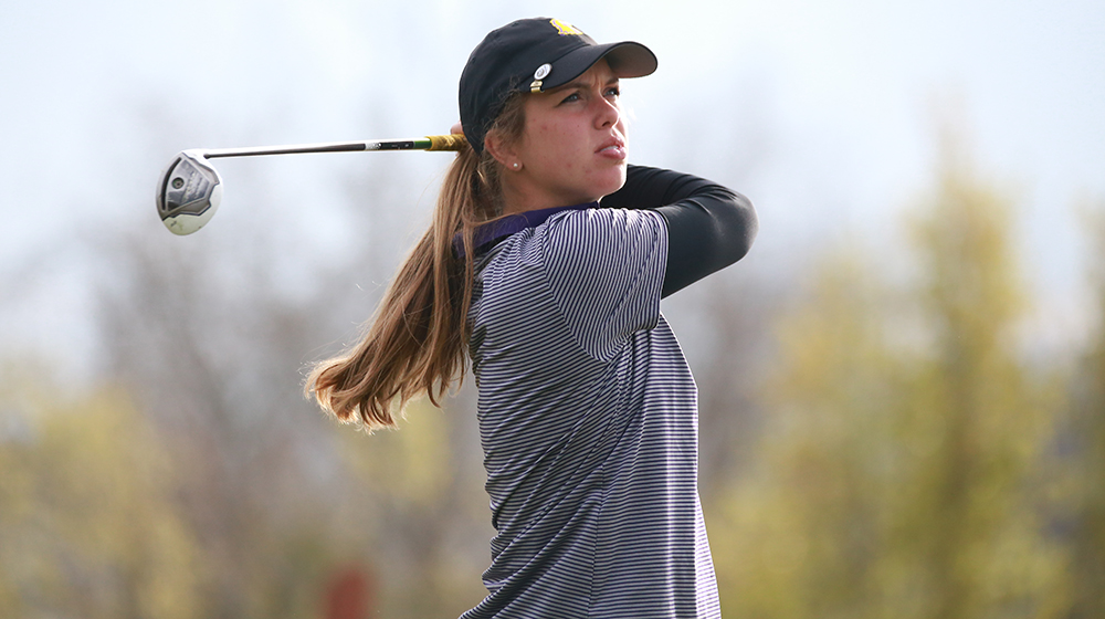 Tech women's golf team ranks 10th after first day of Jan Weaver Invitational