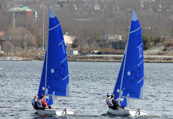 Bears Advance to New England Team Race Championship