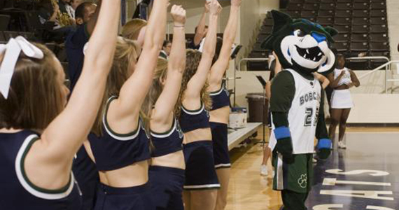 Bobcat Cheer Squad Announces Tryout Date