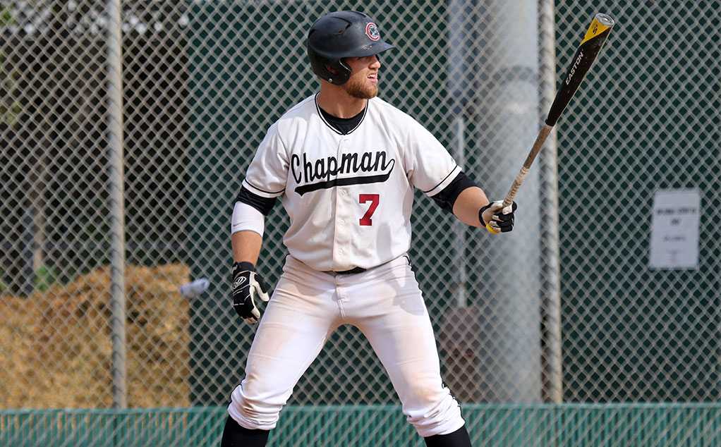 Baseball back on track with win over Caltech