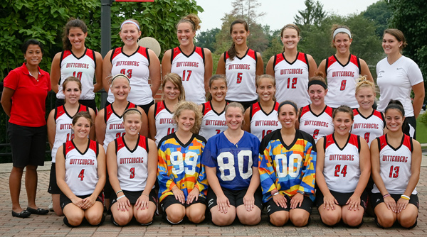 2009 Wittenberg Field Hockey