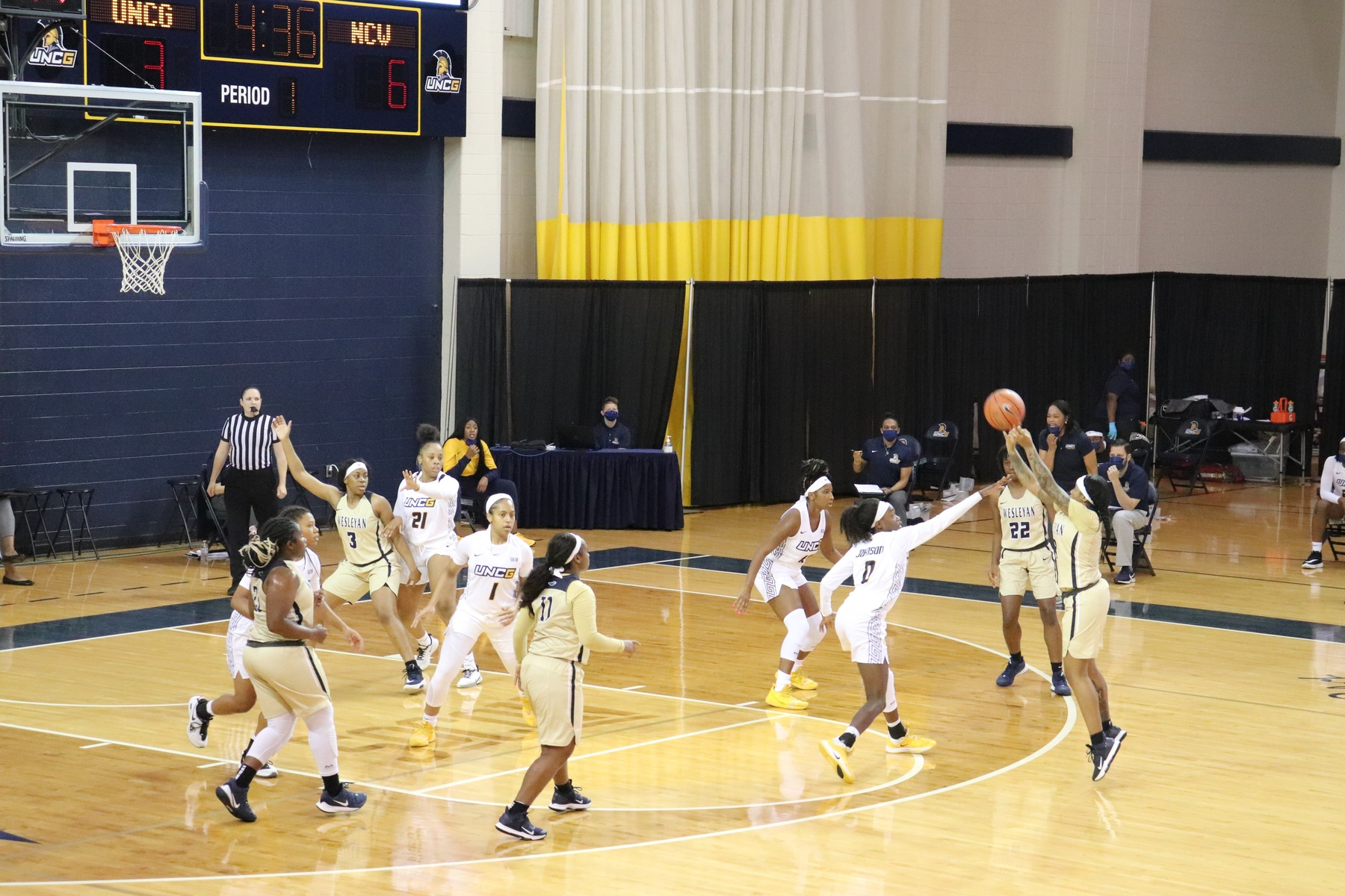 Kayla Johnson shooting...courtesy of Mike Armbruster