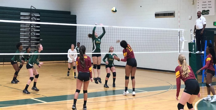 Lady Gators Drop two Region Games on the Road