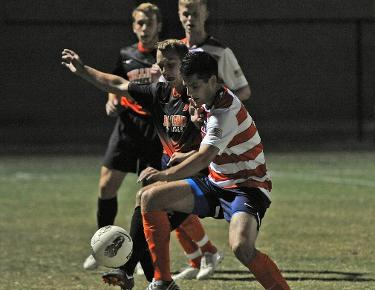 Carson-Newman ropes in another 90th minute win on senior night