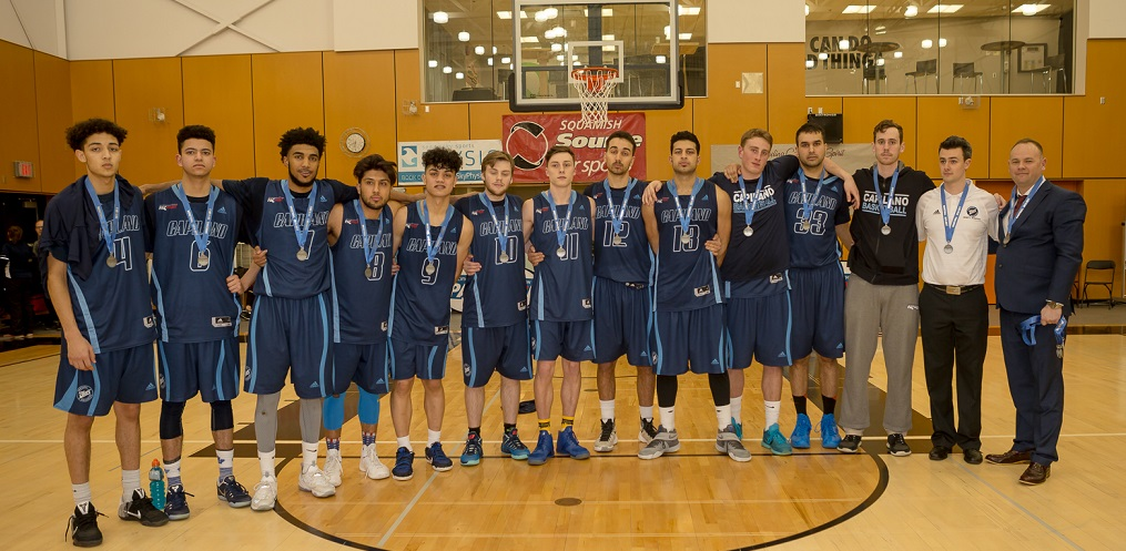Silver medal for Cap at Provincials