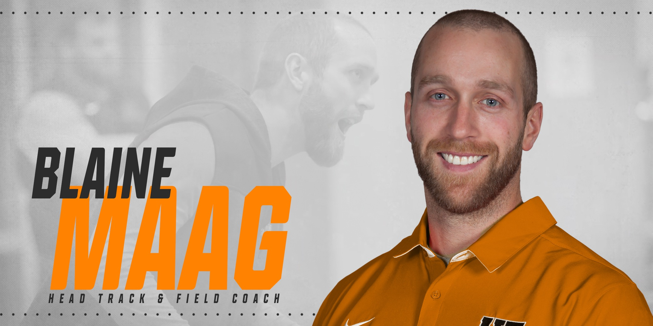 Maag Hired as Track & Field Head Coach