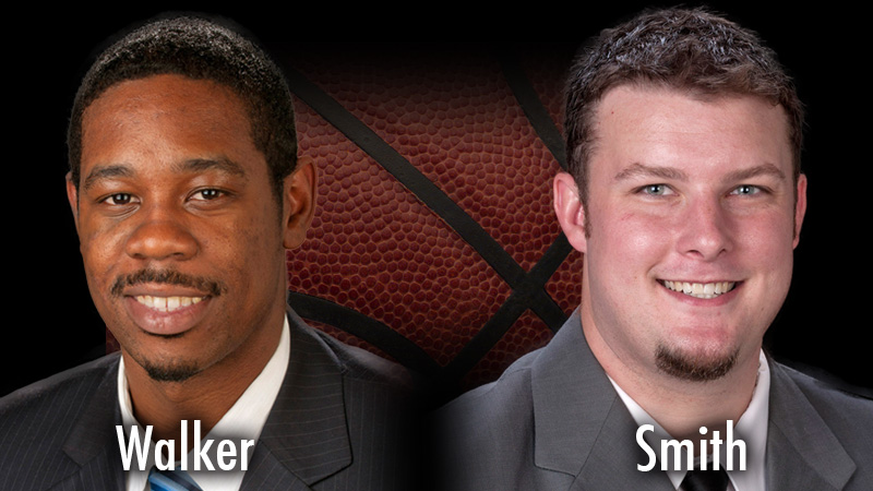 WALKER ELEVATED TO MEN'S HOOPS ASSISTANT COACH, SMITH NAMED DIRECTOR OF OPERATIONS