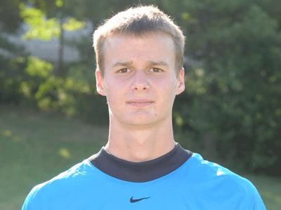 Goal keeper Kyle Heatherington made 7 saves against West Chester.