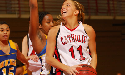 Cardinals Soar to 64-61 Victory Over Drew
