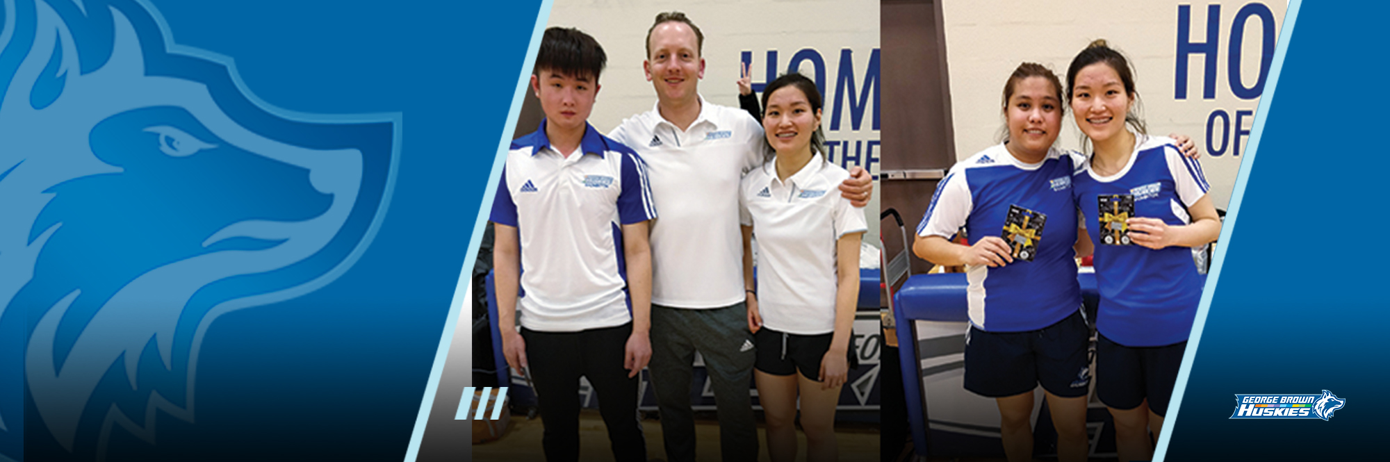 CURRENT, FORMER HUSKIES SHINE AT GEORGE BROWN'S ANNUAL KIM NG OPEN INVITATIONAL