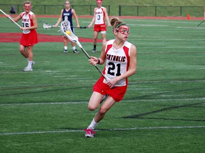 CUA races past Haverford 19-7 for fourth straight win