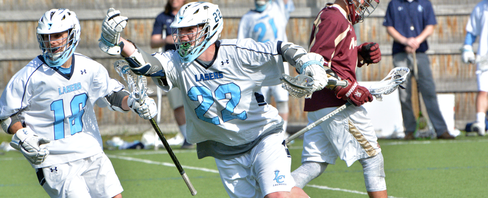 CHAMPIONSHIP BOUND: Men's Lacrosse Comes Back to Defeat Cadets in GNAC Semifinal