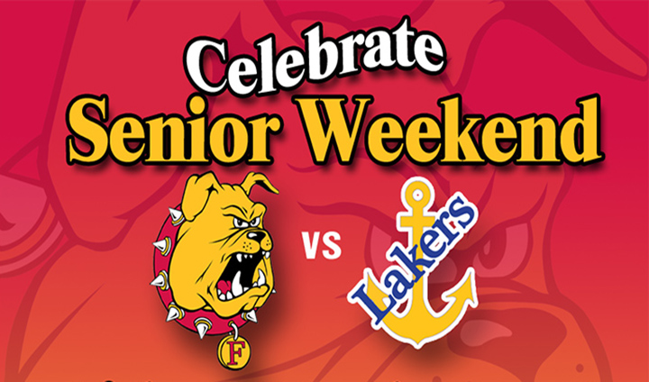WCHA Title On Line This Weekend As Bulldog Hockey Hosts LSSU; Purchase Tickets Now!